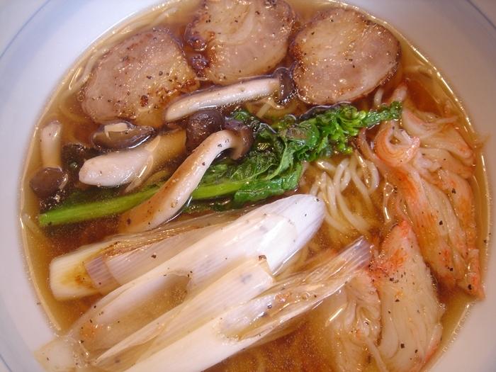 ラーメン・スープ自然の味
