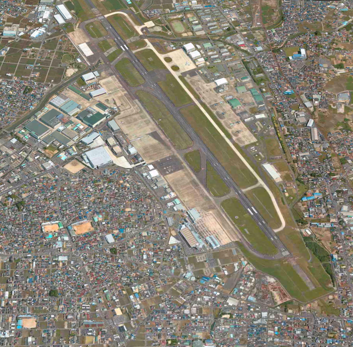 修 県営名古屋空港