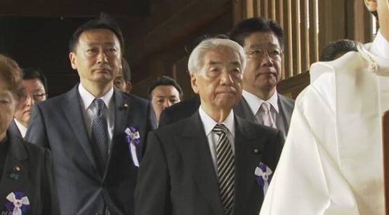 修 靖国参拝 NHK