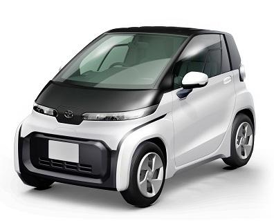 10 超小型EV