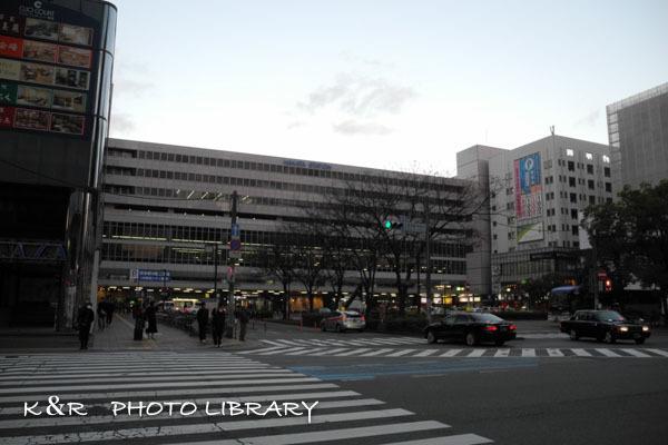 2018年12月24日5博多〜東郷