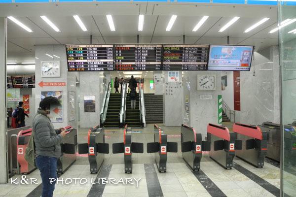 2018年12月24日6博多〜東郷