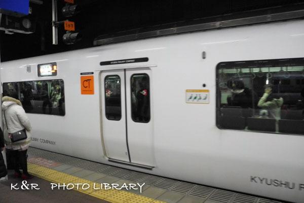 2018年12月24日10博多〜東郷