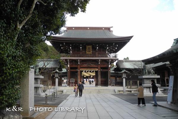 2018年12月24日2宮地嶽神社