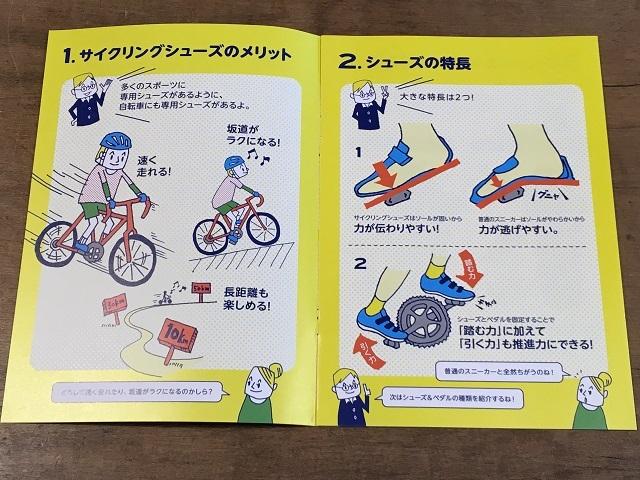 初めてのスポーツ自転車3