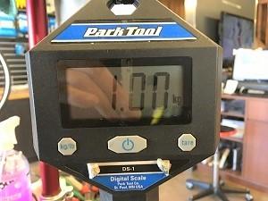 キシリウム エリート UST重量 (2)
