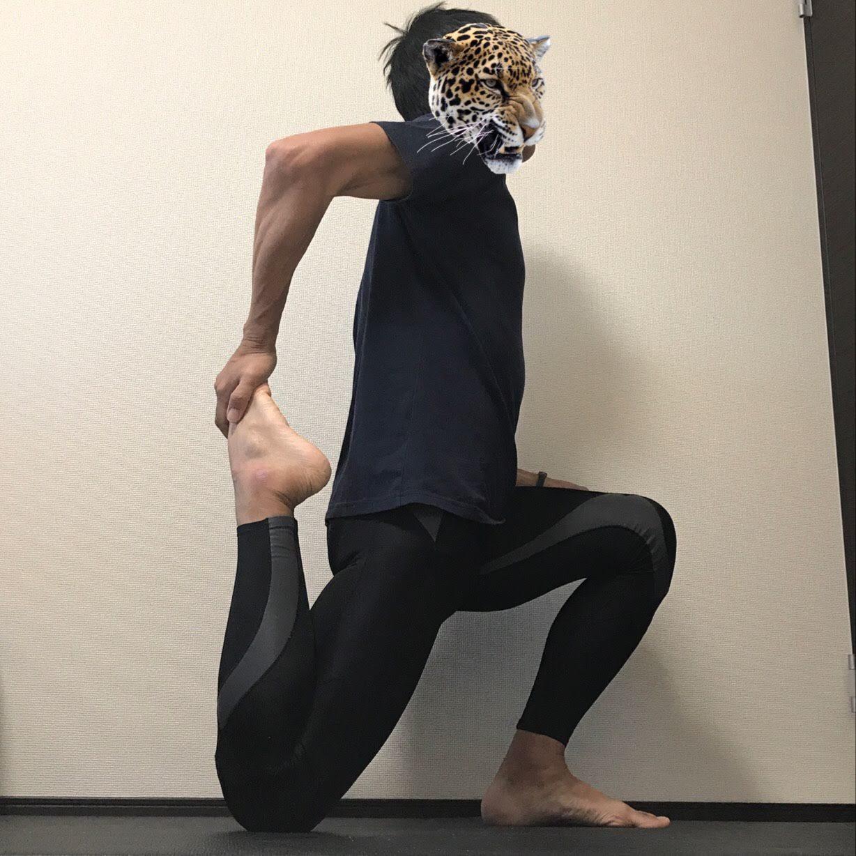 突然の「ひざ痛」発生!...ペダリングでの脚の筋肉の使い方と、ストレッチング