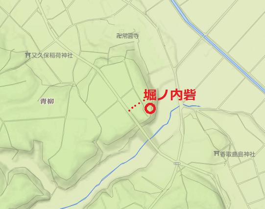 堀ノ内アク