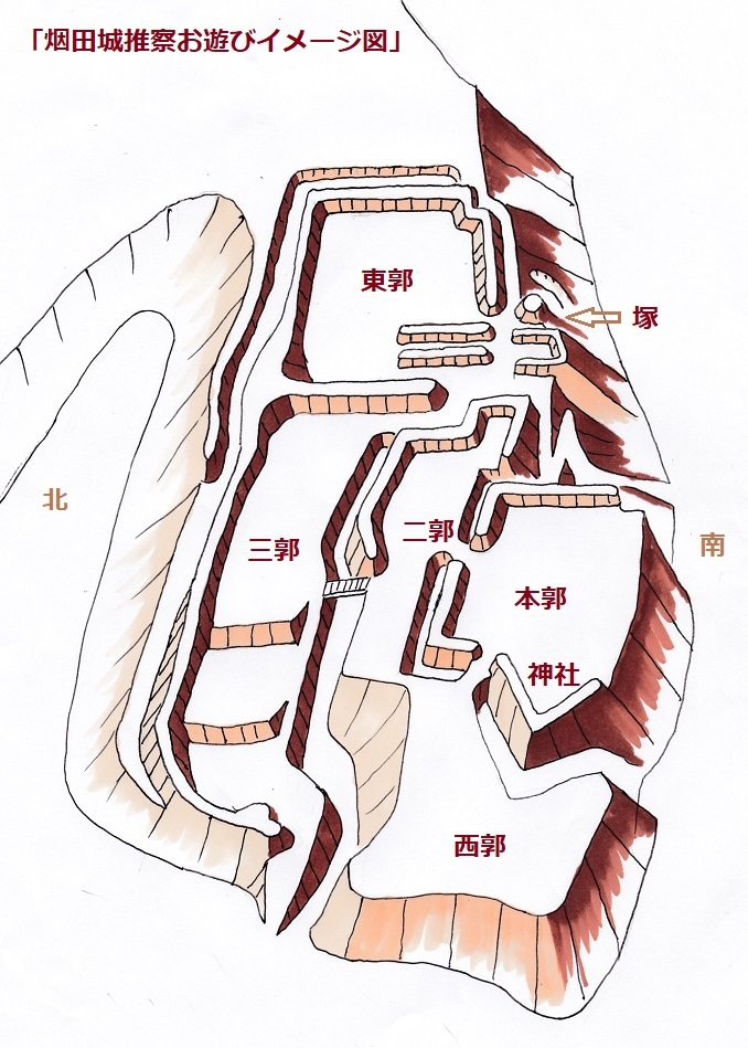 35烟田城