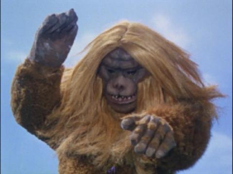 宇宙猿人 ゴーロン星人