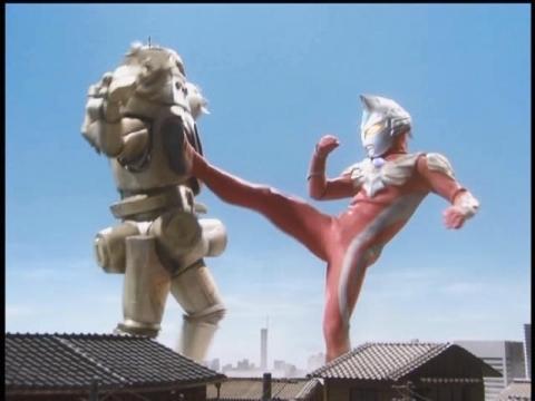 ウルトラマンマックス vs キングジョー