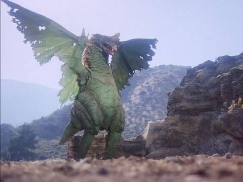 有翼怪獣チャンドラー(パワード)