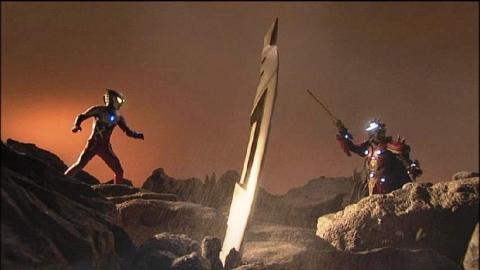 ウルトラマンゼロ vs バット星人グランデ