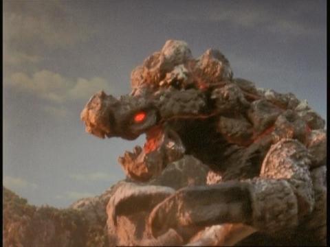 溶岩合成獣 グラレーン