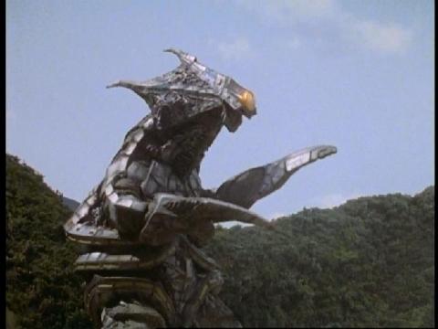 複合怪獣 リガトロン