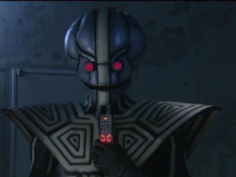異次元人 ギギ・ドクター(XX01)