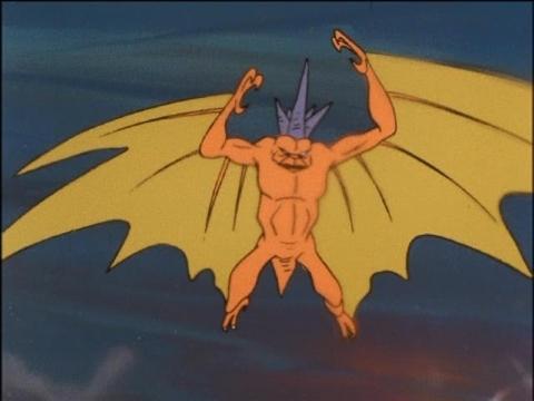 溶岩怪獣 ファイヤバドン