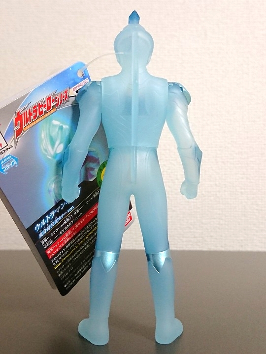 ウルトラヒーローシリーズ ウルトラマンギンガ(変身時発光カラーver)1