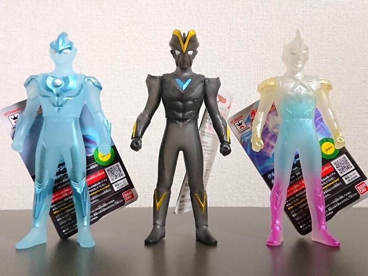 ウルトラヒーローシリーズ ウルトラマンエクシードX(変身時発光カラーver)4