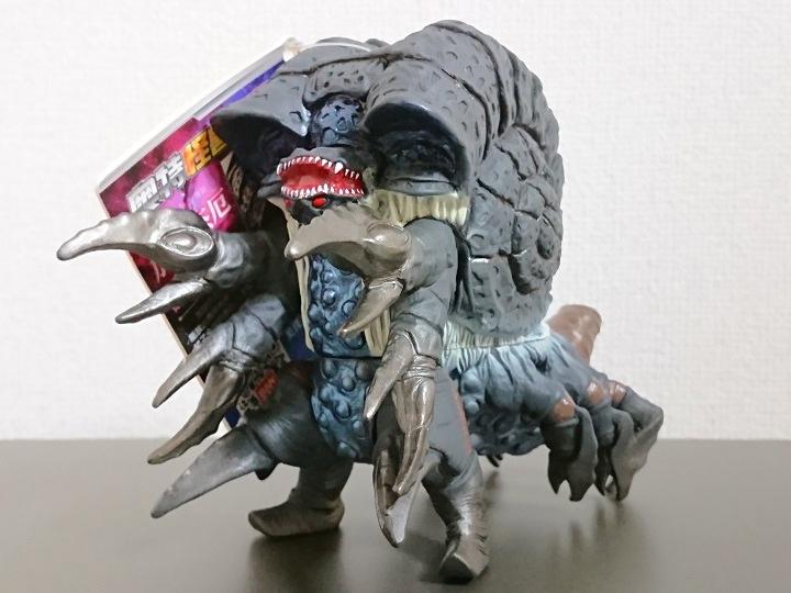 ウルトラ怪獣シリーズ ガタノゾーア 中国限定ソフビ