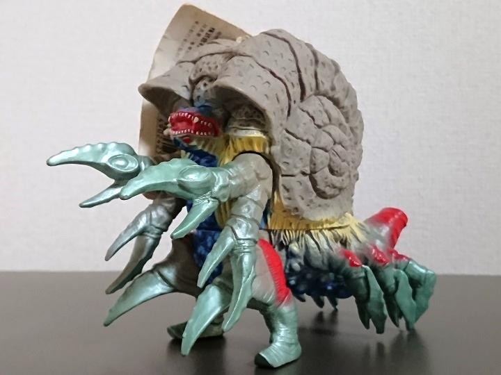ウルトラ怪獣シリーズ ガタノゾーア 中国限定ソフビ7
