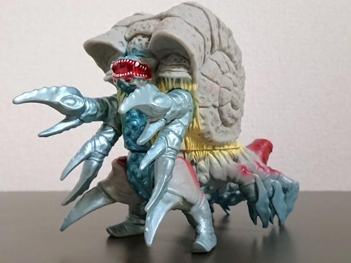 ウルトラ怪獣シリーズ ガタノゾーア 中国限定ソフビ8