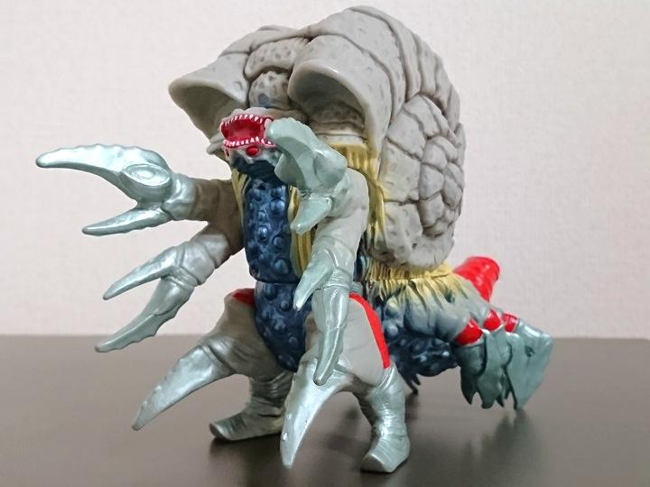 ウルトラ怪獣シリーズ ガタノゾーア 中国限定ソフビ9