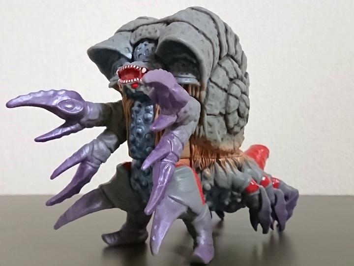 ウルトラ怪獣シリーズ ガタノゾーア 中国限定ソフビ10