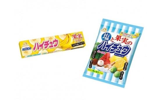 近日発売の商品・・・  森永製菓