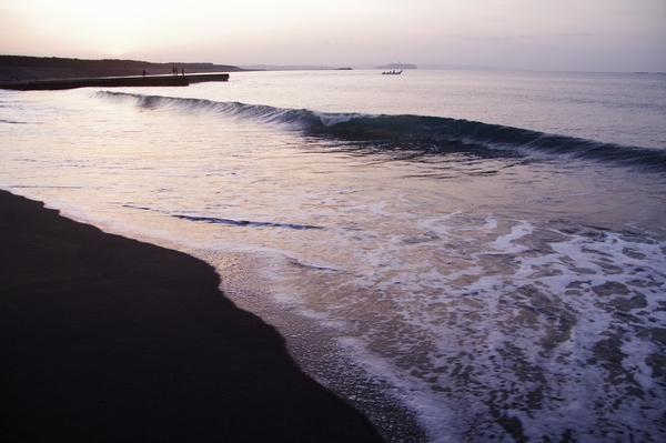 2019/04/21 今日の湘南 茅ヶ崎の海