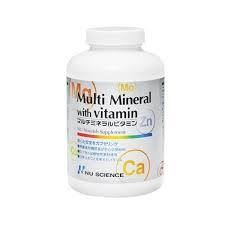 マルチビタミン・ミネラル