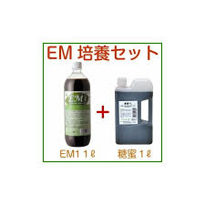 EM 糖蜜 1L