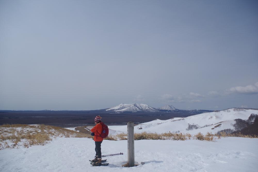 モアン山頂