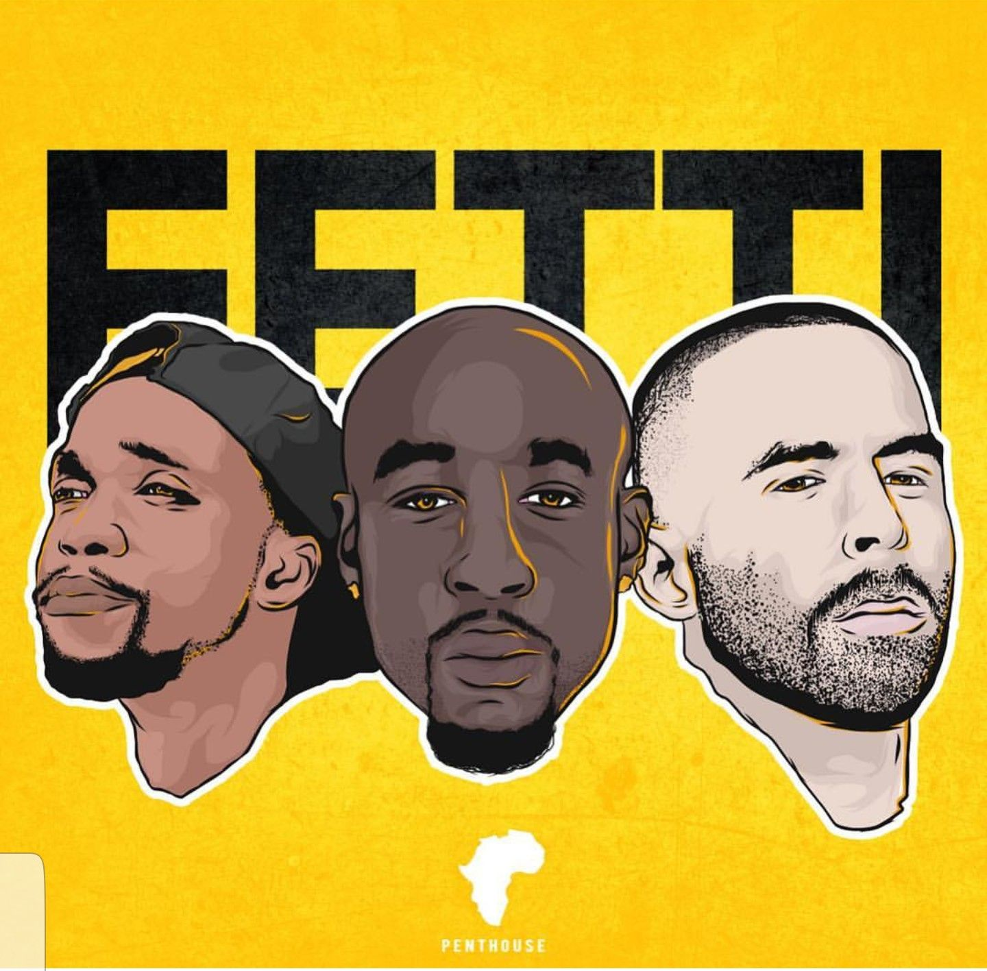 CURREN$Y, FREDDIE GIBBS AND THE ALCHEMIST - FETTI (YELLOW VINYL)