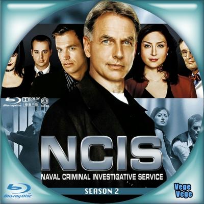 NCIS ネイビー犯罪捜査班 シーズン2(汎用版) B