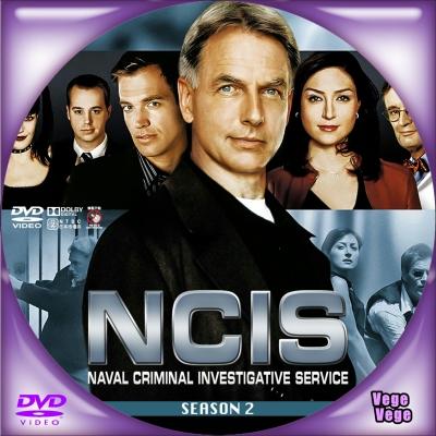 NCIS ネイビー犯罪捜査班 シーズン2(汎用版) D