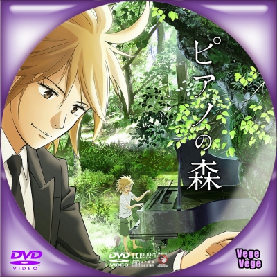 ピアノの森 D