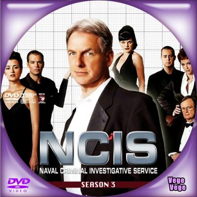 NCIS ネイビー犯罪捜査班 シーズン3(汎用版) D