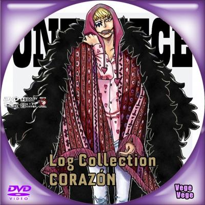 ONE PIECE ログコレクション CORAZON