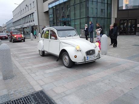 Vappuクラシックカー