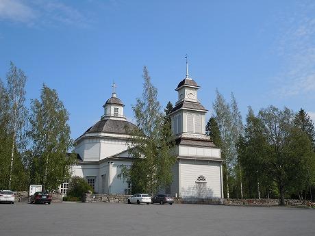 アラヤルヴィ教会