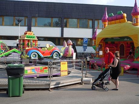 International Grand Markets in Finland遊園地