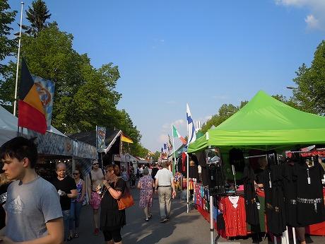 International Grand Markets in Finlandストリート1