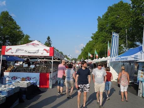 International Grand Markets in Finlandストリート2