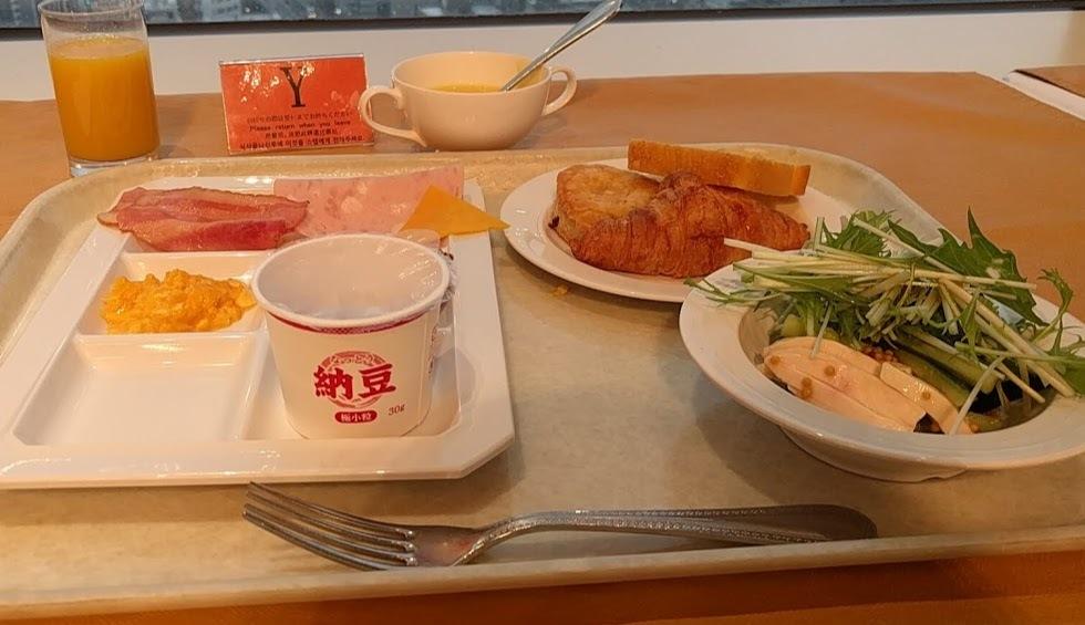 モントレ朝食