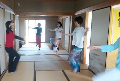 くみちゃん ma 体操