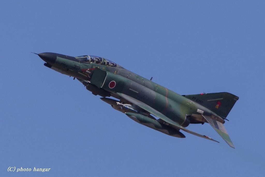 Fighter-wing  RF-4EJ