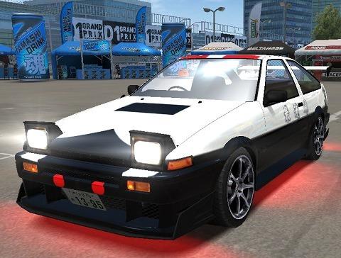 ドリスピ XD AE86 (1)