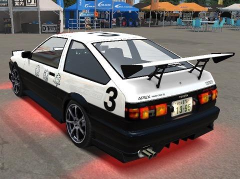 ドリスピ XD AE86 (3)