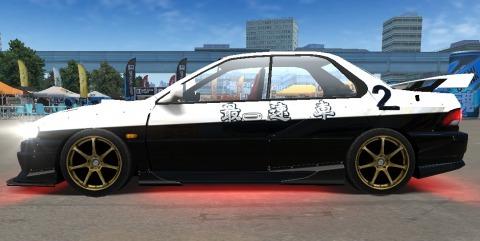 ドリスピ XD WRX STi (2)